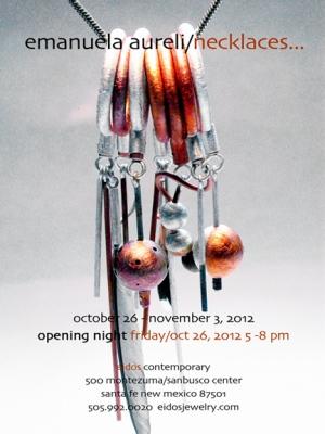 necklaces show invite