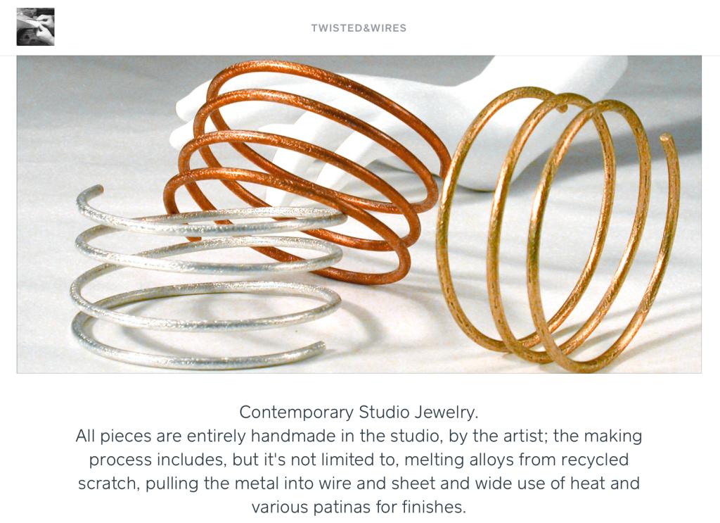 COIL bracelts