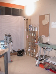 A4 - studio and tools view