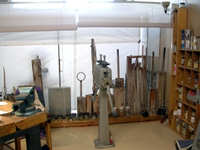 A4 - studio view