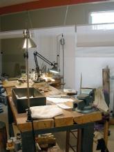 A4 - studio benches