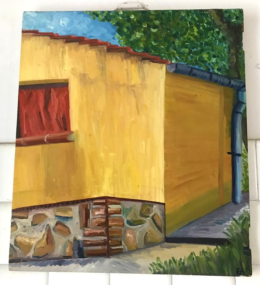 house in cortona